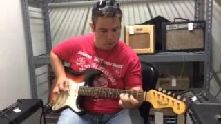 1965 L series Fender Strat at Gruhns part 1