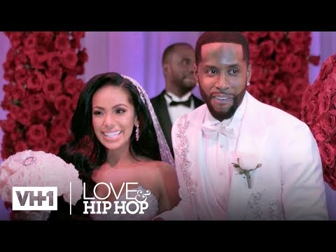 Erica & Safaree Finally Make It Down The Aisle   Love & Hip Hop: New York