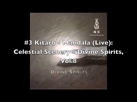 Kitaro - Celestial Scenery - Divine Spirit Volume 8 [FULL ALBUM]