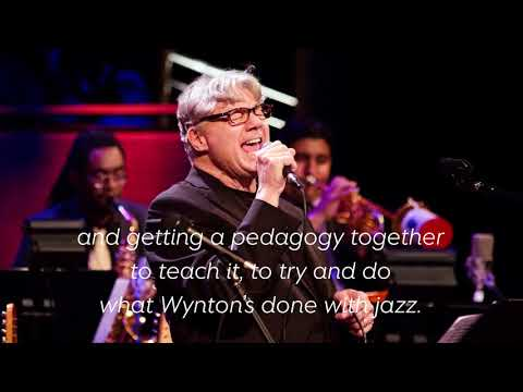 Steve Miller talks about meeting Wynton Marsalis and the Upcoming Blues Journey Performance