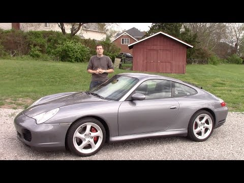 Heres Why the Best Porsche 911 is the Hated 996 Model