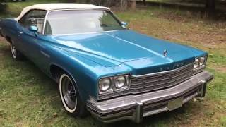 1975 Buick LeSabre Convertible - FOR SALE