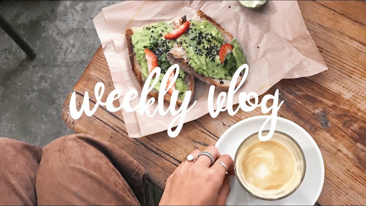 Tydzień hummusu / Wegańska Pączkarnia / Weekly Vlog