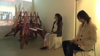 2017年3月に行われた谷正輝個展の、ギャラリートークの動画を未編集です...