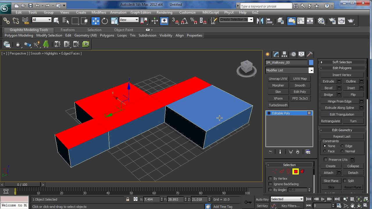 Using the 3Ds Max UCX Collision Box tool