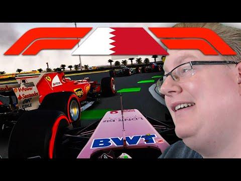 Chris hat einen MOTORSCHADEN | Bahrain 1/2 🎮 F1 2017 Season 2 #5