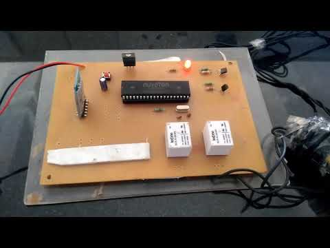 Best project for electronics how to control wireless home appliances
