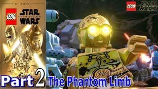 The Phantom Limb | Lego Star Wars The Force Awakens | Part 2 | Live Commentary