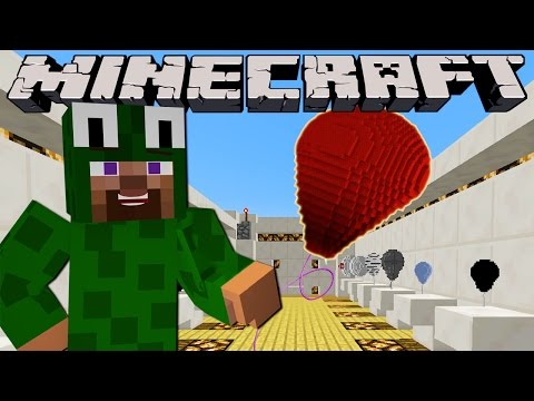 Minecraft - BLOONS TOWER DEFENCE IN MINECRAFT!
