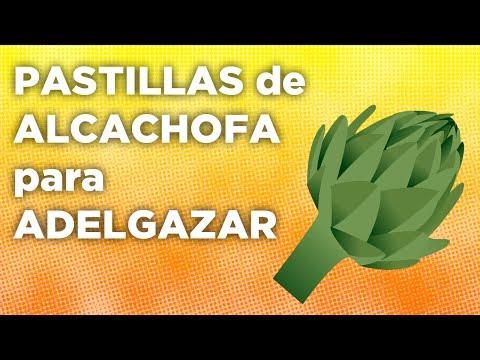 Pastillas de alcachofa para adelgazar