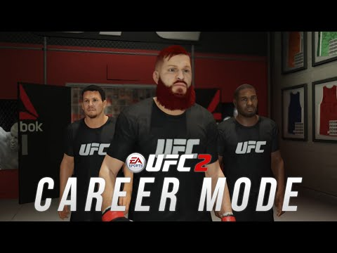 THE KNOCKOUT ARTIST (UFC 2 Career Mode Part 1)