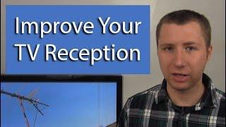 Ten Ways to Improve OTA TV Reception from an Installer