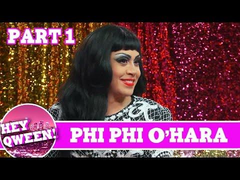 Phi Phi O'Hara UNCUT Part 1 On Hey Qween with Jonny McGovern
