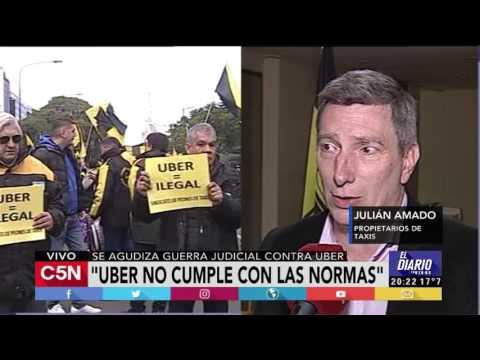 C5N - El Diario: El debate por Uber