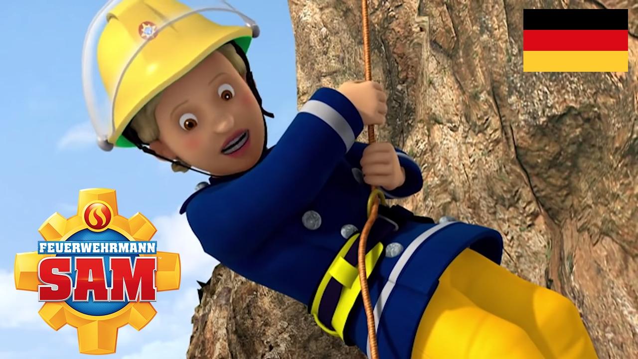 Feuerwehrmann sam deutsch neue folgen sam beste rettungsaktionen cartoons f r kinder youtube - Feuerwehrmann sam wandbild ...