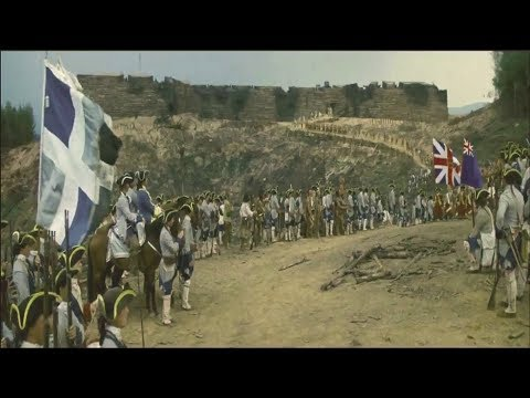 France vs Britain - The Seven Years War