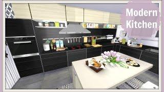 sims kitchen modern