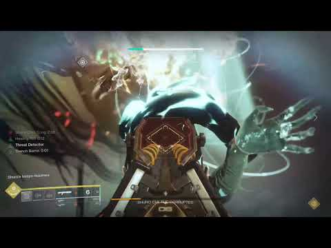 Last Wish Petra&39;s Run Flawless Raid Xbox One No Commentary  Destiny 2 Forsaken