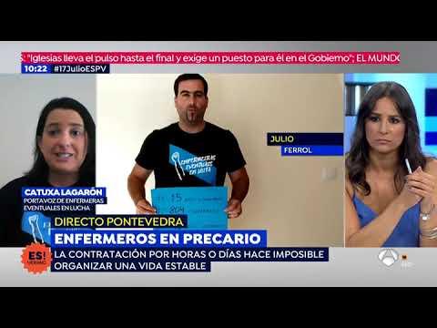 Entrevista en Espejo Público