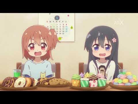 Hinata, Hana Chan Cute & Funny Moments - Watashini Tenshiga Maiorita Ep 01