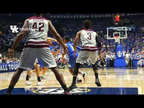 MBB: Kentucky 82, Texas A&M 77 - SEC Championship
