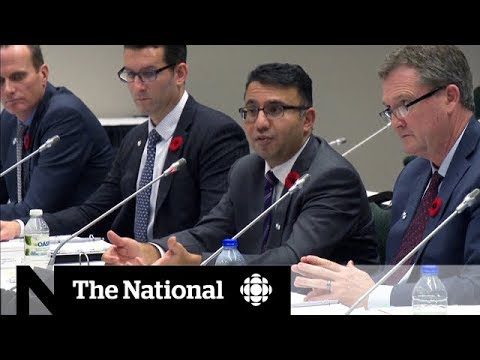 Bell And Rogers Defend Sales Practices At Public Hearing