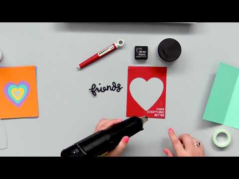 Sizzix Big Shot Bundle with Nested Heart Dies by Scrapbook.com