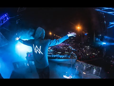 The Spectre - Alan Walker  LIMA PERÙ