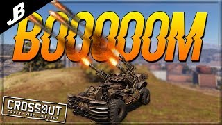 Harpy Cabin + 3x 88mm Executioner Is It Really That Op As People Claim It To Be? - Crossout Gameplay