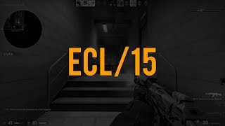 NO TEAMWORK AND TOXIC MATES | ECL/15 | CSGO