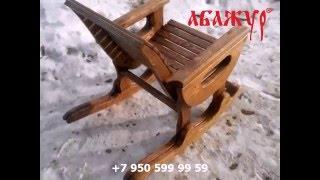 видео Детское кресло качалка - виды моделей, фото