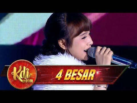 Si Imut Tasya Romala Memeriahkan panggung KDI [MENDEM KANGEN] - Kontes 4 Besar KDI (10/9)