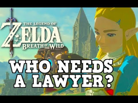 Hyrule Has a Weird Legal System (Breath of the Wild)