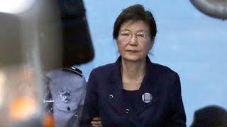 '국정원 특활비' 박근혜 2심서 징역 12년 구형 / 연합뉴스TV (YonhapnewsTV)