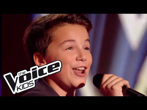 Love Me Again - John Newman | Nicolas | The Voice Kids 2014 | Blind Audition