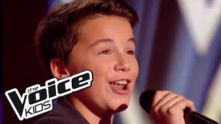 The Voice Kids 2014 | Nicolas - Love Me Again (John Newman) | Blind Audition
