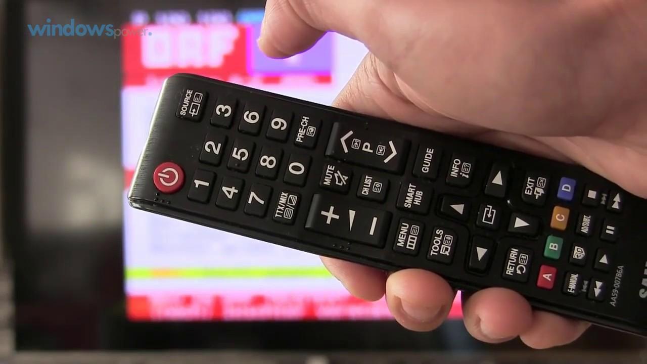 Tv Einstellen