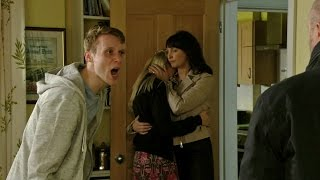 Jay and Phil fight - EastEnders 2016 - BBC One