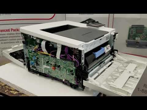 HP LaserJet M252 M274 M277 DUPLEX Maintenance Kit Fuser Replacement Instructions RM2-5583-MK