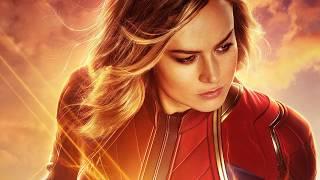 Soundtrack (Song Credits) #5 | Waterfalls | Captain Marvel (2019)