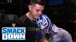 Rey & Dominik Mysterio still don't trust Murphy: SmackDown Exclusive, Oct. 16, 2020