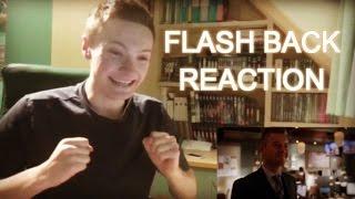 THE FLASH - 2X17 FLASH BACK REACTION