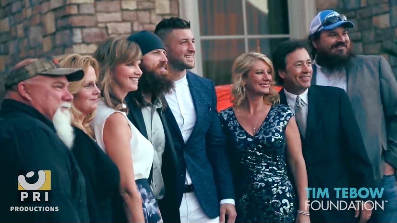 2018 Tim Tebow Foundation Celebrity Gala & Golf Classic ...