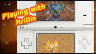 Dragon Ball Origins 2 - NDS - Gameplay Krillin