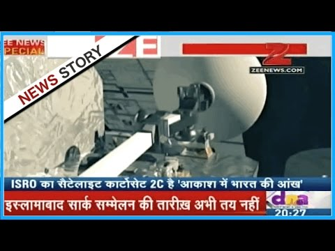 How ISRO satellites helped Indian Army locate the launch pads of terrorists in PoK?