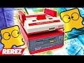 Nintendo Famicom Disk System Review - Re