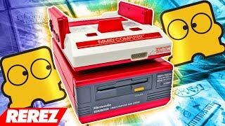 Nintendo Famicom Disk System Review - Rerez