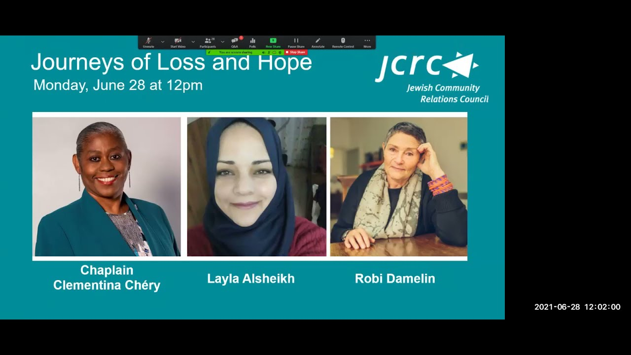 Journeys of Loss and Hope