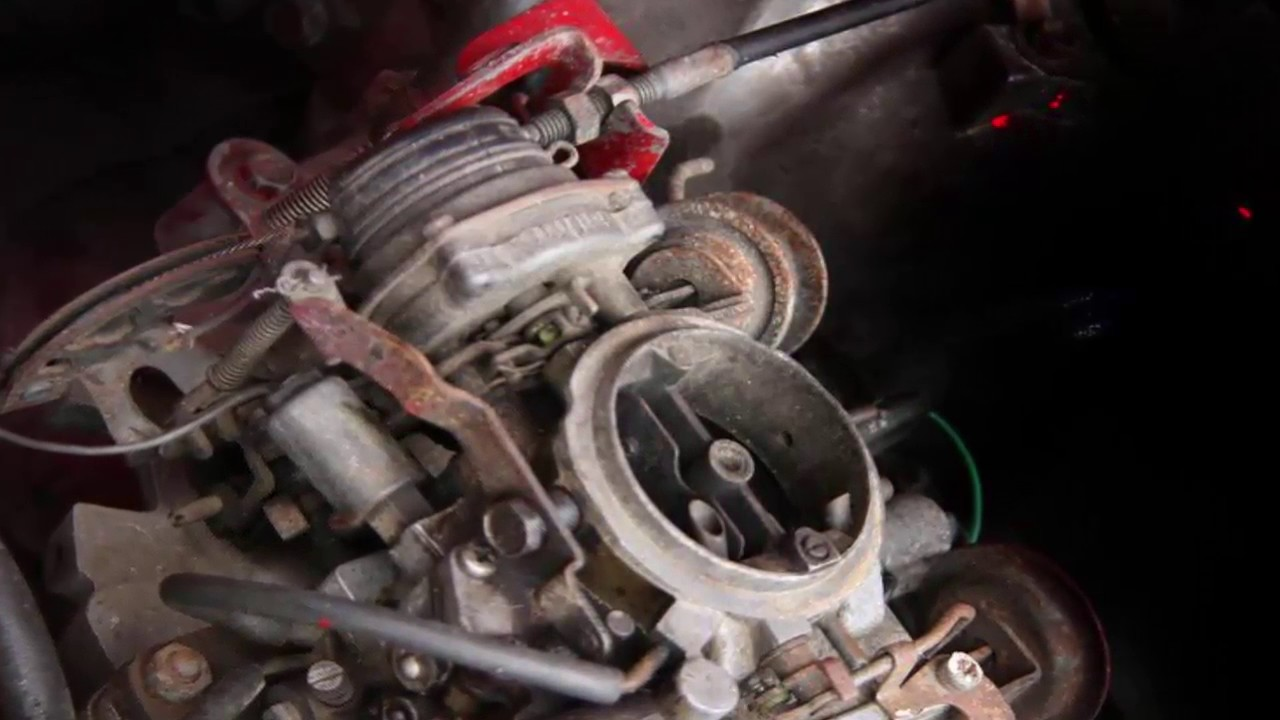 How To Adjust Car Carburetor At Home In Just Few Steps 100 Working Youtube