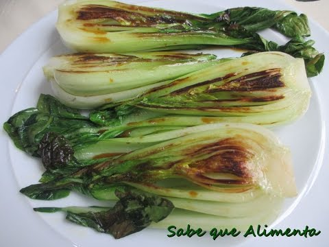 Mp3 Id3 Sabrosa Col China Vegetal Receta Recetas